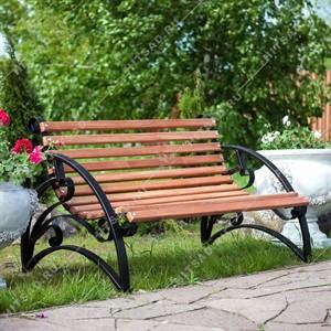Скамейка парковая садовая