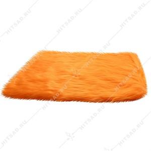 Оранжевый коврик для животных