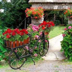 Велосипед для цветов 53-654R