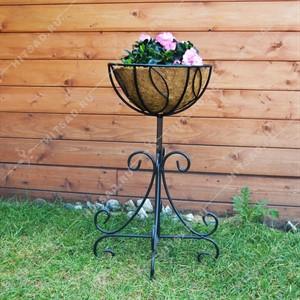 Подставка садовая из металла