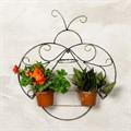 Подставка для цветов Пчела - фото 12406