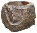 Камень Гранит (кашпо) F04051 - фото 4948