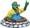 Крышка люка Крокодил  F07334 - фото 4958