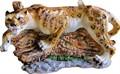 Леопард на дереве F01338 - фото 5107
