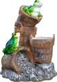 Фонтан Ведра с лягушками  F07303 - фото 5311