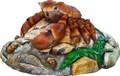 Крышка-люка Краб на камне U07440 - фото 5349