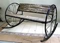 Кресло 881-30 качалка с деревом - фото 5420