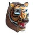 Настенное пано голова тигра - фото 5859
