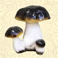 Садовая фигурка грибы