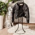 Вешалка для одежды кованная - фото 8165